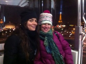 Me & shelly in paris