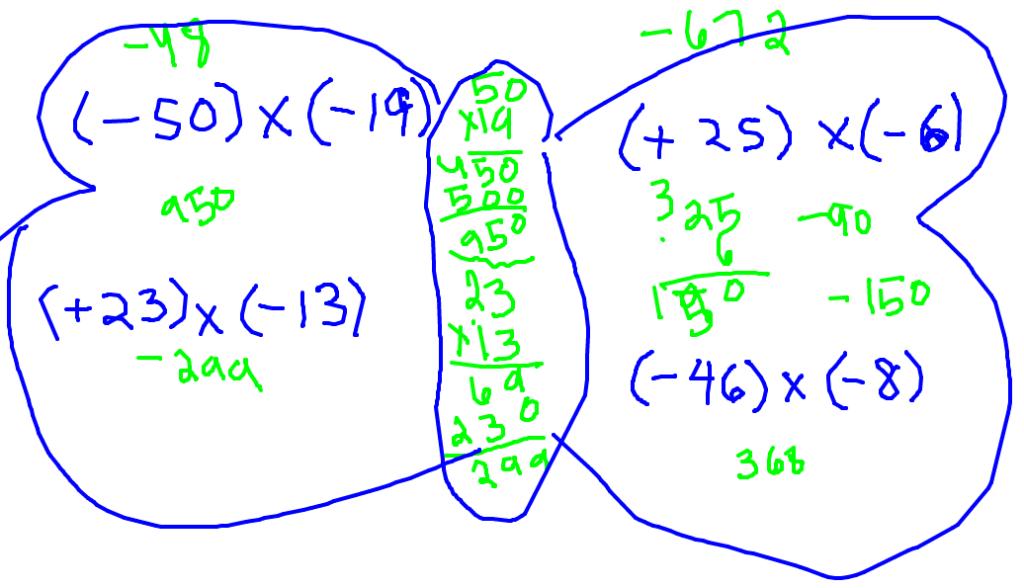 Math Butterfly